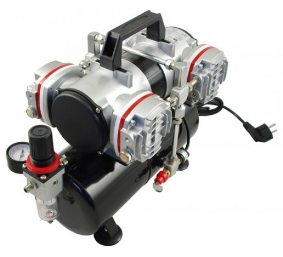Airbrush kompresor AS-48A