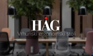 BLOG: Vse o ergonomskih stolih HÅG