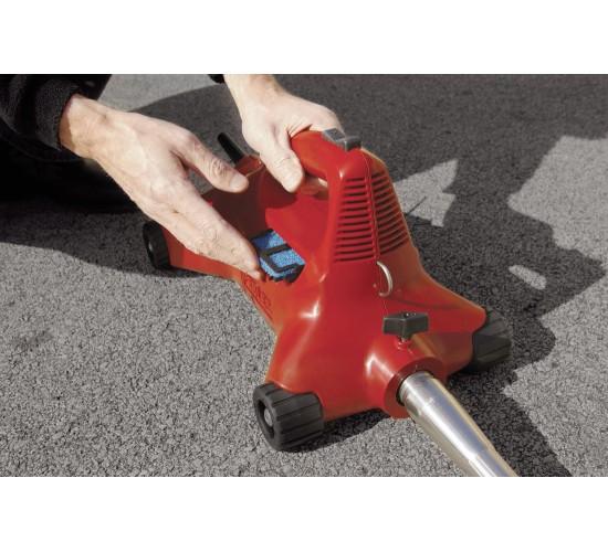 Fleksibilni vibrator betona TBR20