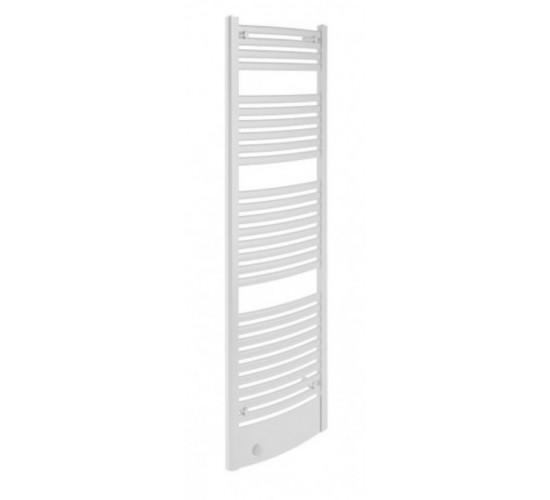 Kopalniški radiator GRAZ - Bel Ukrivljen