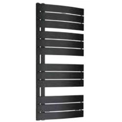Kopalniški radiator SALZBURG - Antracit Upognjen