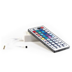 LED RGB krmilnik - 44 gumbov
