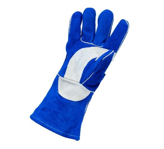 Varilne rokavice AP-1201 (Naravno goveje usnje)