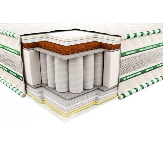 Vzmetnica 3D Magnat ultra coconut 180x200