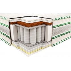 Vzmetnica 3D Magnat ultra coconut 90x200