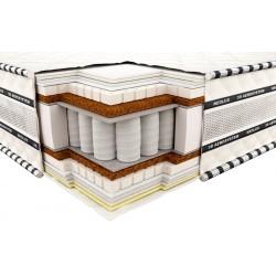 Vzmetnica 3D Imperial Latex-Coconut 140x200
