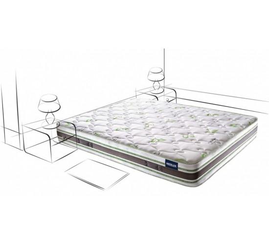 Vzmetnica 3D Magnat Latex-Cocos 160x200