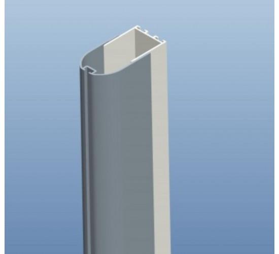 Stenski profil z magnetnim tesnilom SMARTFLEX D1000