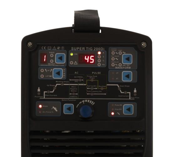 Inverterski varilni aparat AC/DC SUPER TIG-200DI