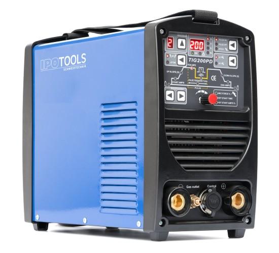Inverterski varilni aparat TIG200PD