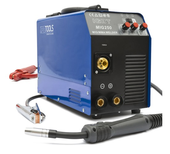 Inverterski varilni aparat MIG-250 IGBT