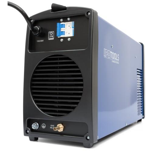 Inverterski varilni aparat in plazma rezalnik TC200ACDC