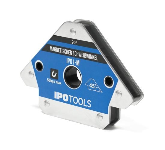 Magnetni kotnik za varjenje IPO-1 M