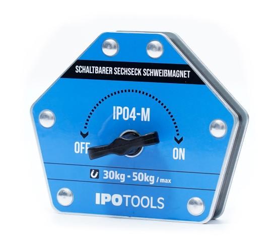 Magnetni kotnik za varjenje IPO-4 M