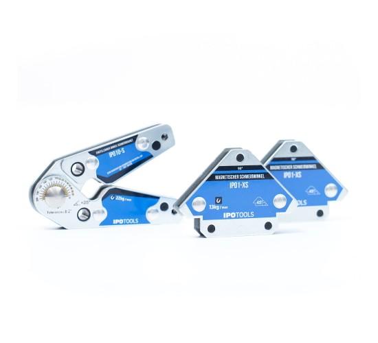Set magnetnih kotnikov za varjenje XS + 10S