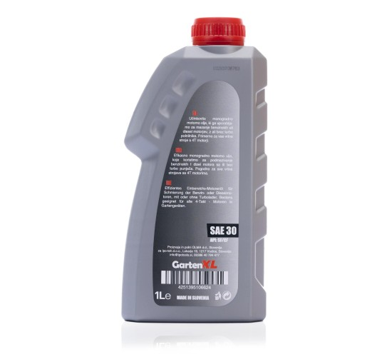 Motorno olje SAE 30 - 1L