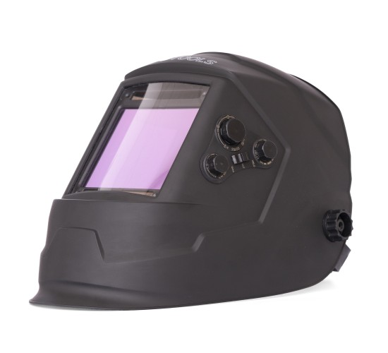 Popolnoma avtomatska varilna maska